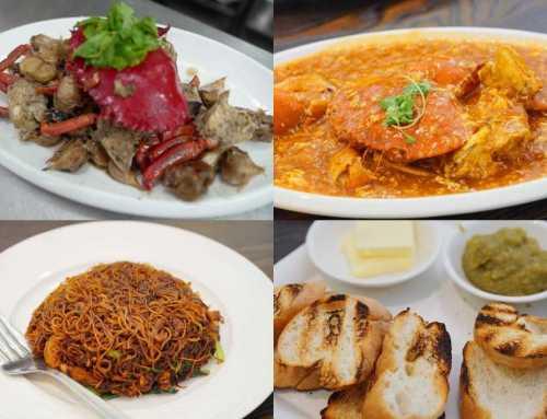မသိဘူး စားမယ္ဆိုတဲ့ Foodies ေလးတို႔အတြက္ Singapore မွာ ဘာေတြစားၾကမလဲ