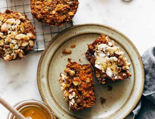 ကျန်းမာရေးနဲ့ ညီညွှတ်တဲ့ မုန်လာဥနီ Muffins