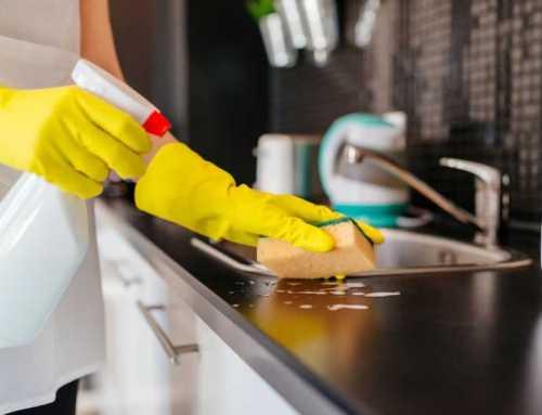 သင့်ရဲ့မီးဖိုချောင်ကို အချိန်တိုအတွင်း သန့်ရှင်းတောက်ပြောင်သွားစေမယ့် နည်းလမ်းကောင်းများ