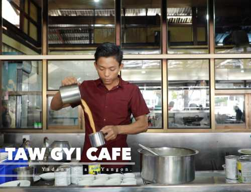 Si Taw Gyi Cafe – a Cafe of Taste
