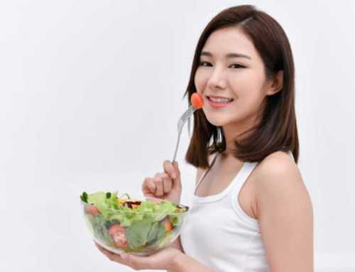 Diet လုပ်နေတဲ့သူတွေစားပေးသင့်တဲ့ ဗီတာမင်အေကြွယ်ဝတဲ့အစားအစာများ
