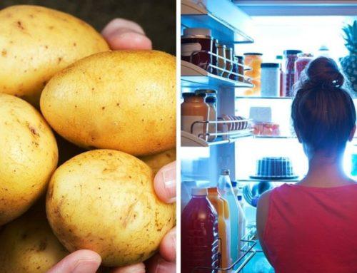 ရေခဲသေတ္တာထဲ ထည့်မသိမ်းသင့်တဲ့ အစားအစာ (၄) မျိုး