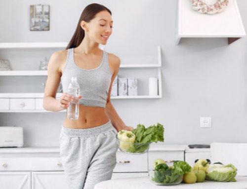 ဗိုက်ကအဆီတွေလျော့ကျသွားအောင်ကူညီပေးနိုင်မယ့်အစားအစာများ