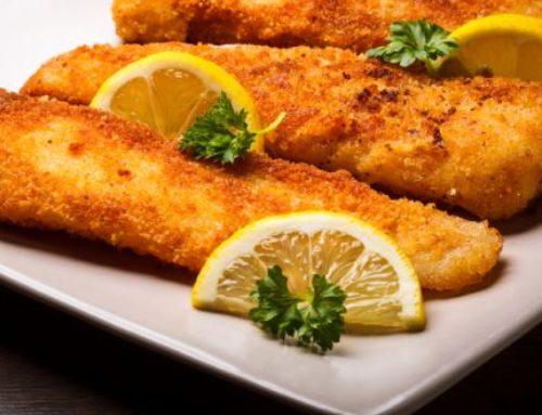 ငါးအသားကပ်ကြော် ကြွပ်ကြွပ်လေး