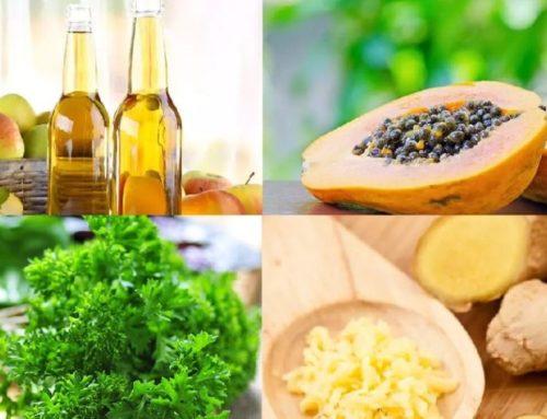 ထိခိုက် ပွန်းပဲ့ဒဏ်ရာများကို ကုသပေးနိုင်မယ့် မီးဖိုချောင်ရှိ အစားအစာများ