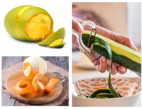 ဟင်းသီးဟင်းရွက်နဲ့ သစ်သီးအခွံများကို မလွှင့်ပစ်ဘဲ အကျိုးရှိရှိ အသုံးချနိုင်မယ့် နည်းလမ်းများ