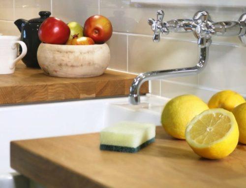 မီးဖိုချောင်သုံးပစ္စည်းများနှင့် အခြားအိမ်သုံးပစ္စည်းများကို ဒီနည်းလမ်းများနဲ့ သန့်ရှင်းရေး လုပ်ကြမယ်