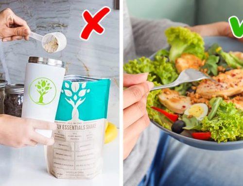 သင် မျှော်လင့်ထားသလောက် ကျန်းမာရေးကောင်းစေမှာမဟုတ်တဲ့ အစားအစာများ