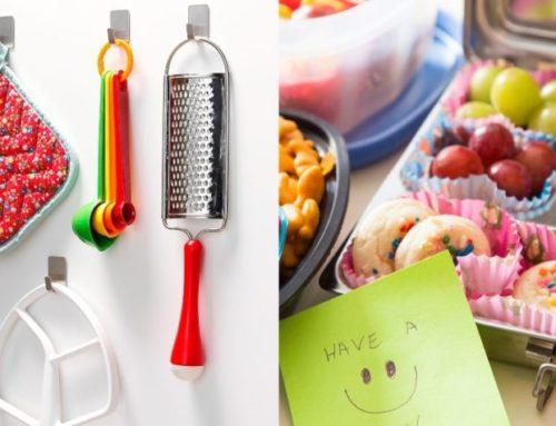 သင့်ရဲ့မီးဖိုချောင်ကို အမြဲတမ်း သန့်ရှင်းသပ်ရပ်နေဖို့အတွက် ဒီနည်းလမ်းများ အသုံးပြုလိုက်ပါ
