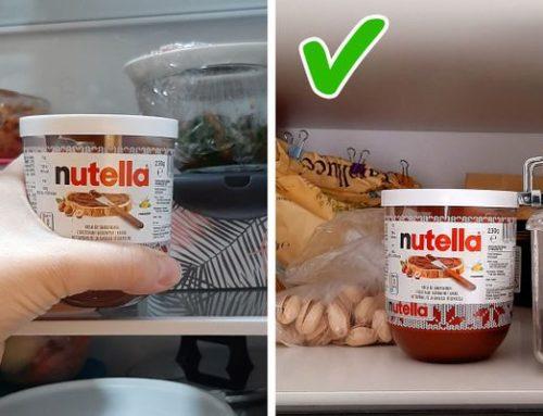 ရေခဲသေတ္တာထဲမှာ ထည့်သိမ်းဖို့မလိုအပ်တဲ့ အစားအစာများ
